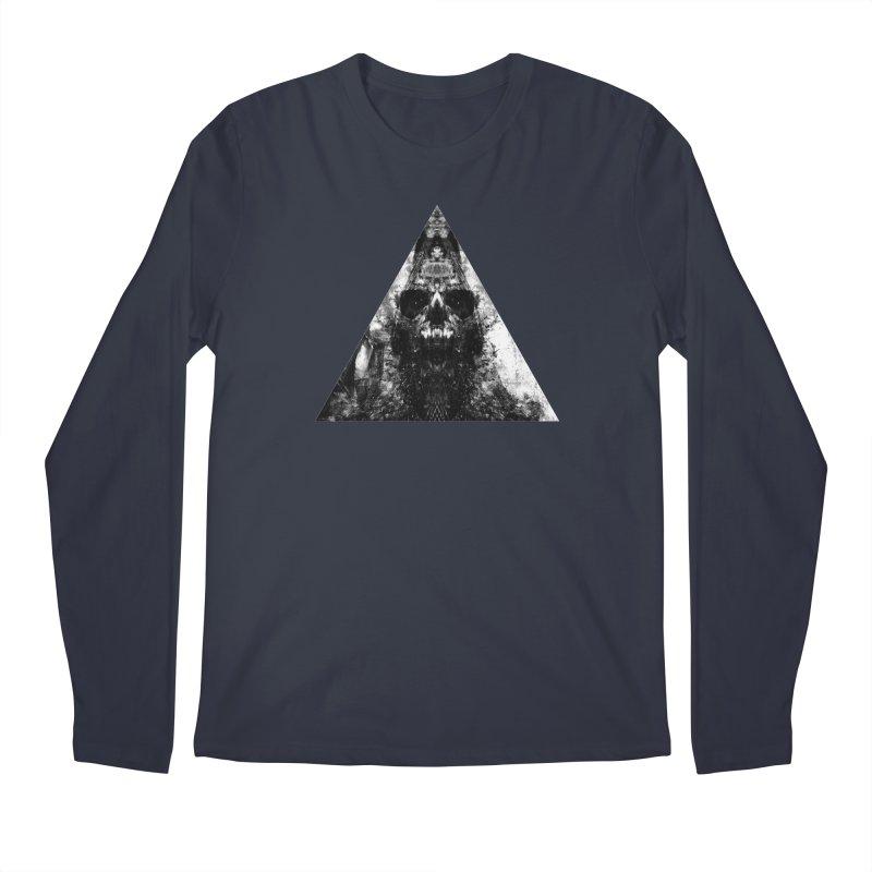 Dissident Regressor Men's Longsleeve T-Shirt by Scott Shellhamer's Artist Shop
