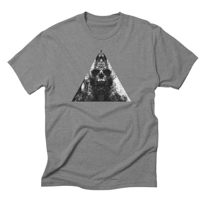 Dissident Regressor Men's Triblend T-Shirt by Scott Shellhamer's Artist Shop