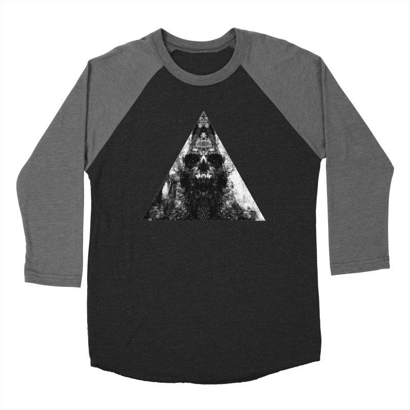 Dissident Regressor Men's Baseball Triblend Longsleeve T-Shirt by Scott Shellhamer's Artist Shop