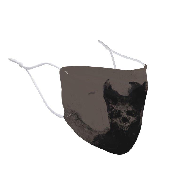Lunglust Accessories Face Mask by Scott Shellhamer's Artist Shop