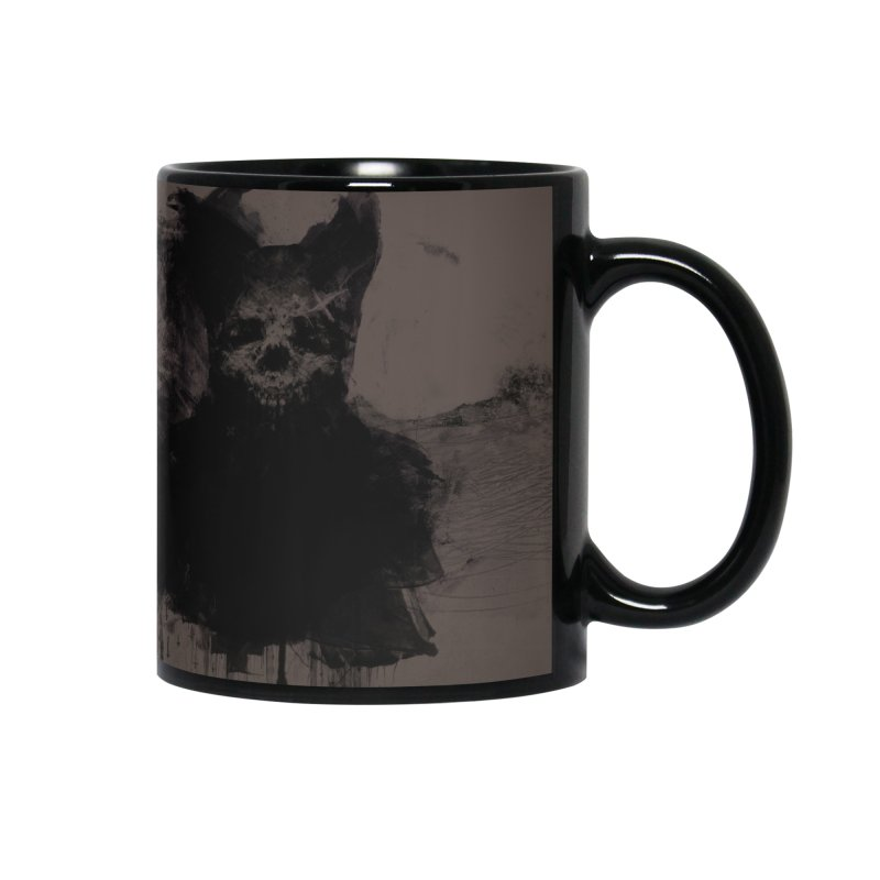 Lunglust Accessories Mug by Scott Shellhamer's Artist Shop