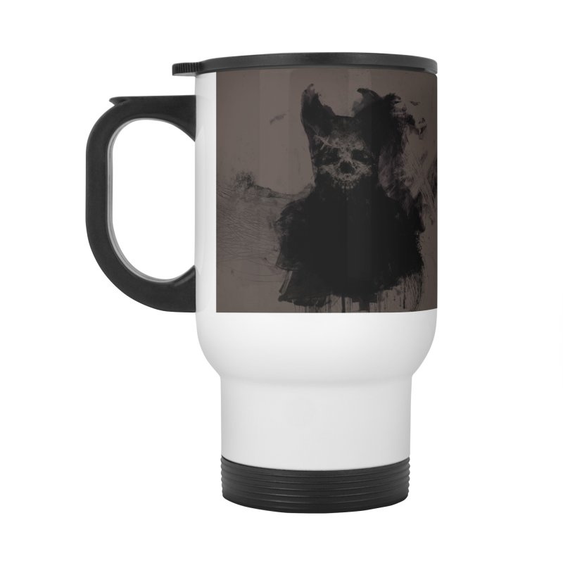 Lunglust Accessories Travel Mug by Scott Shellhamer's Artist Shop
