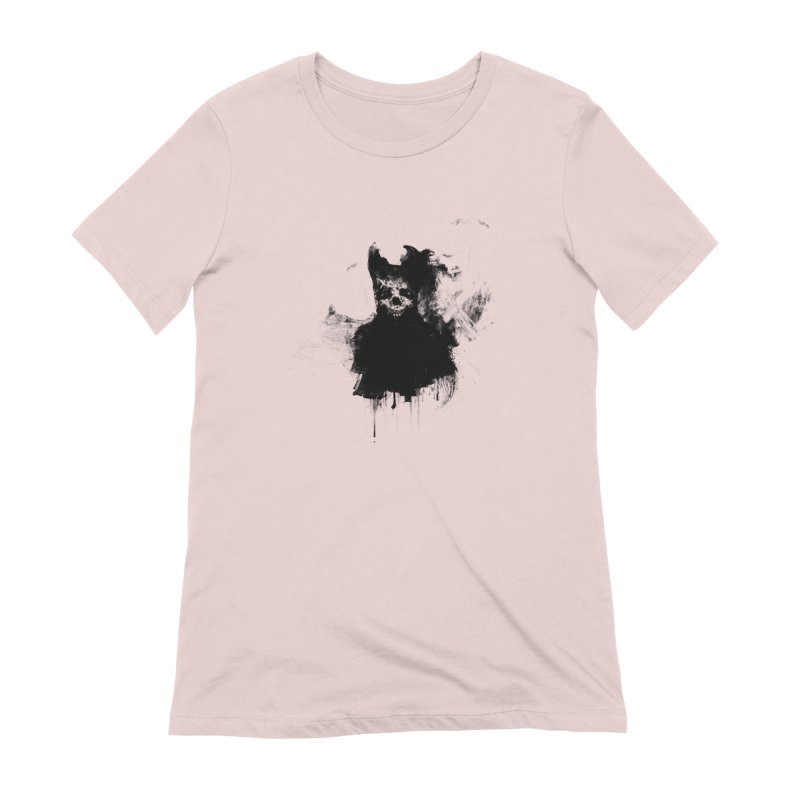 Lunglust Women's Extra Soft T-Shirt by Scott Shellhamer's Artist Shop