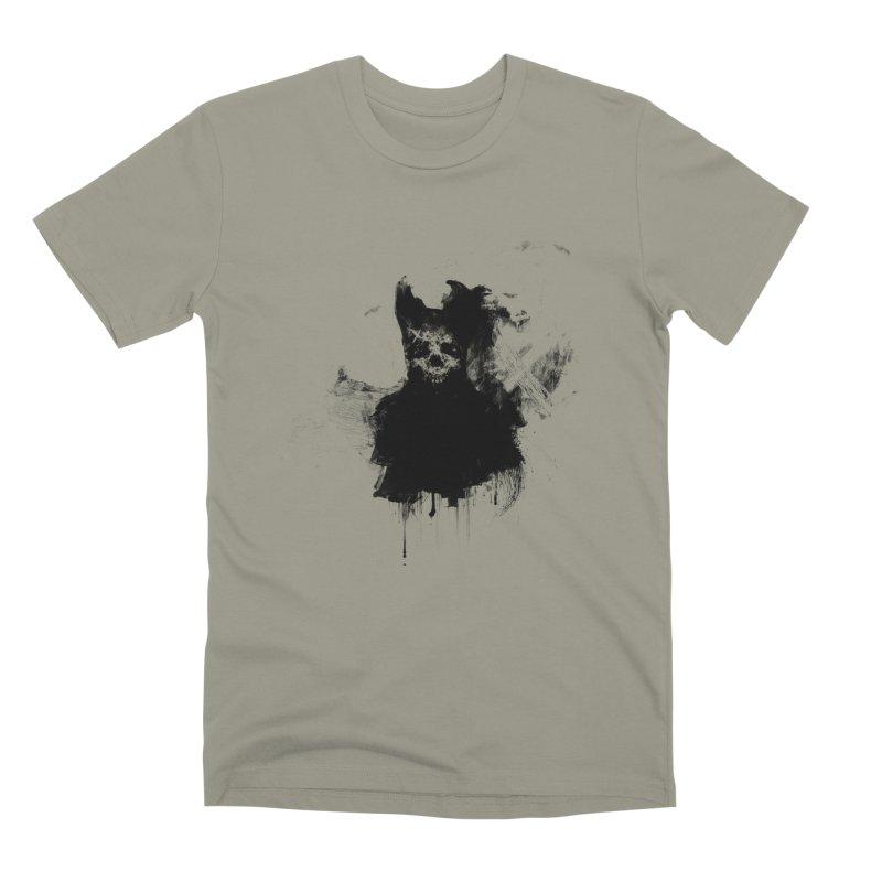 Lunglust Men's Premium T-Shirt by Scott Shellhamer's Artist Shop