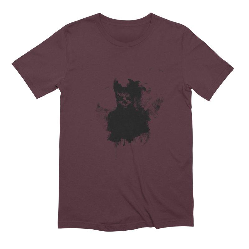 Lunglust Men's Extra Soft T-Shirt by Scott Shellhamer's Artist Shop