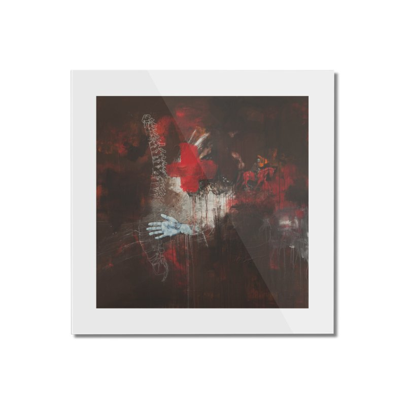 The Surgeon Home Mounted Acrylic Print by Scott Shellhamer's Artist Shop