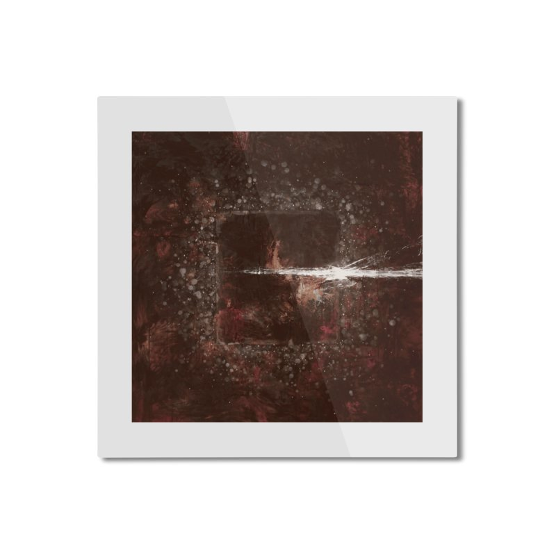 The Void Home Mounted Aluminum Print by Scott Shellhamer's Artist Shop