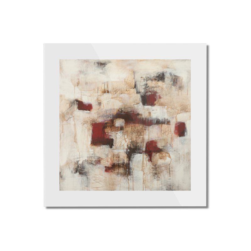 Tyranny of the Majority II Home Mounted Acrylic Print by Scott Shellhamer's Artist Shop