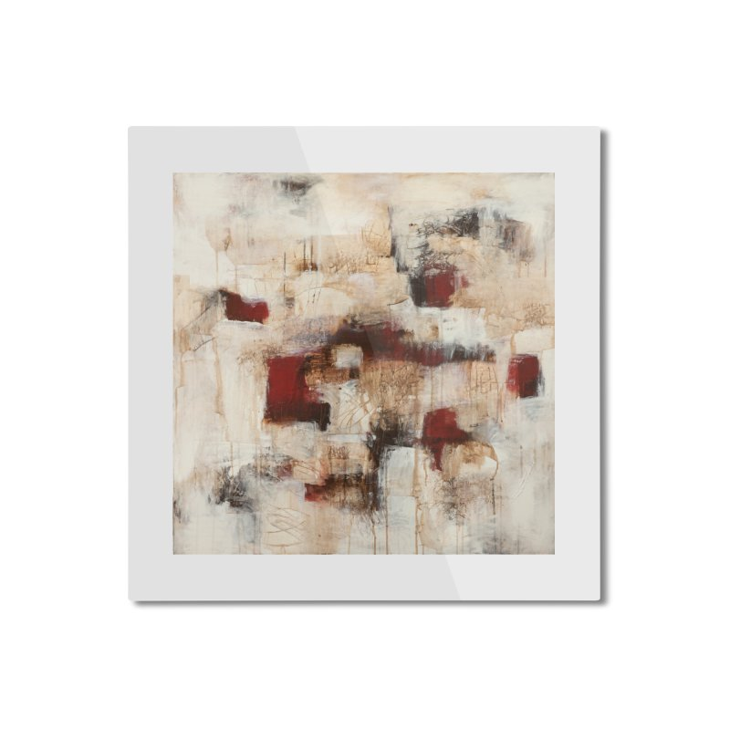 Tyranny of the Majority II Home Mounted Aluminum Print by Scott Shellhamer's Artist Shop