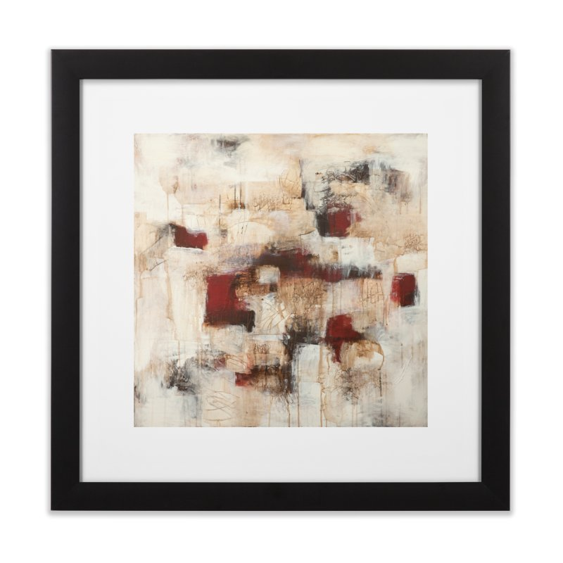 Tyranny of the Majority II Home Framed Fine Art Print by Scott Shellhamer's Artist Shop