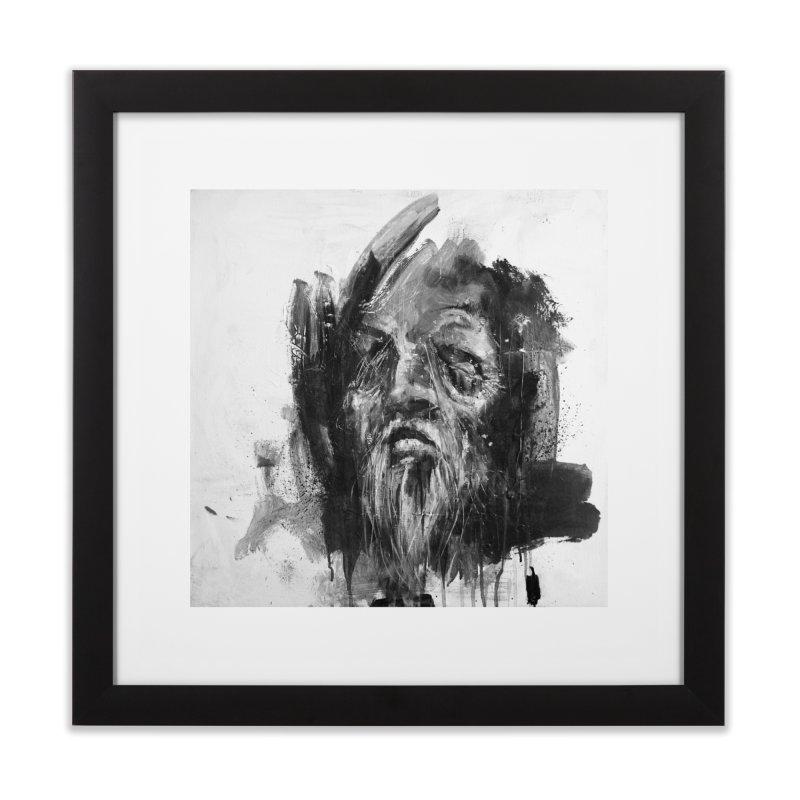 When the Blind can See Home Framed Fine Art Print by Scott Shellhamer's Artist Shop