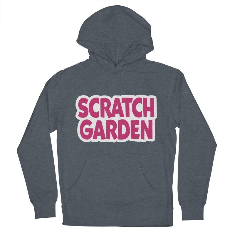 Scratch Garden Logo Women's French Terry Pullover Hoody by Scratch Garden!
