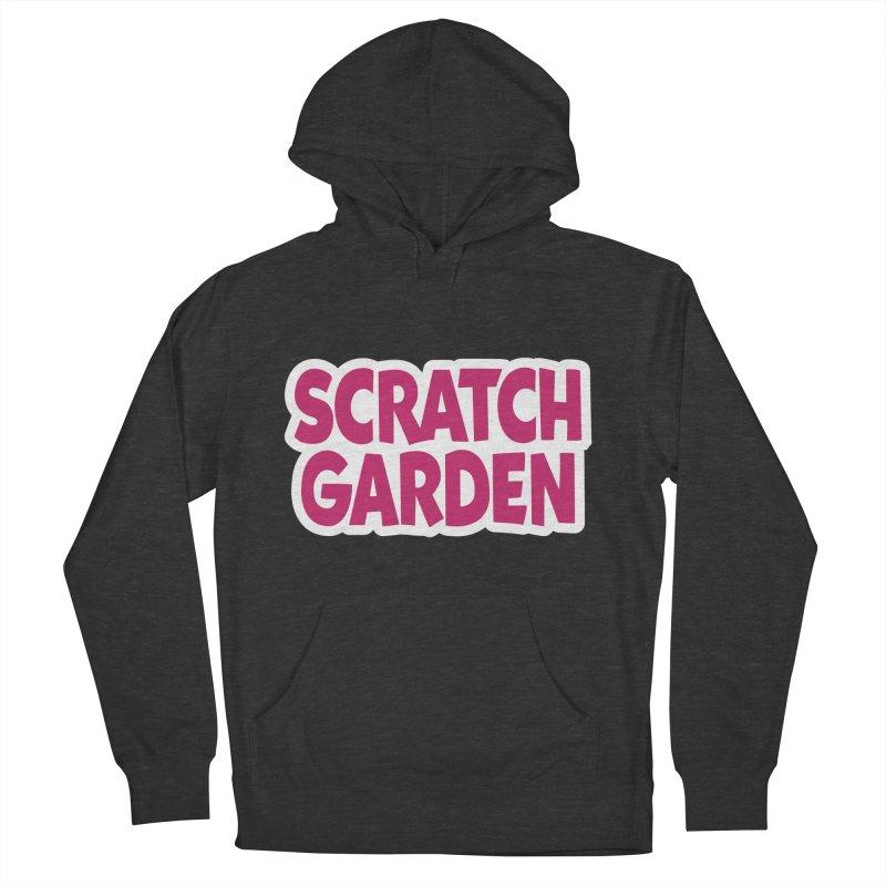 Scratch Garden Logo Men's Pullover Hoody by Scratch Garden!