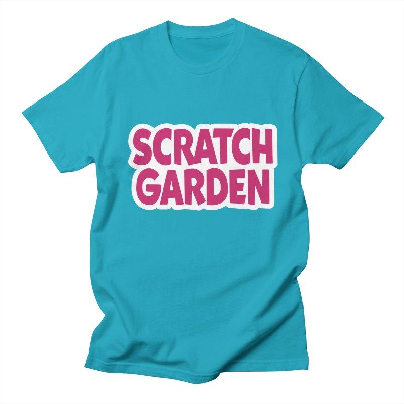 Scratch Garden Logo Women's Regular Unisex T-Shirt by Scratch Garden!