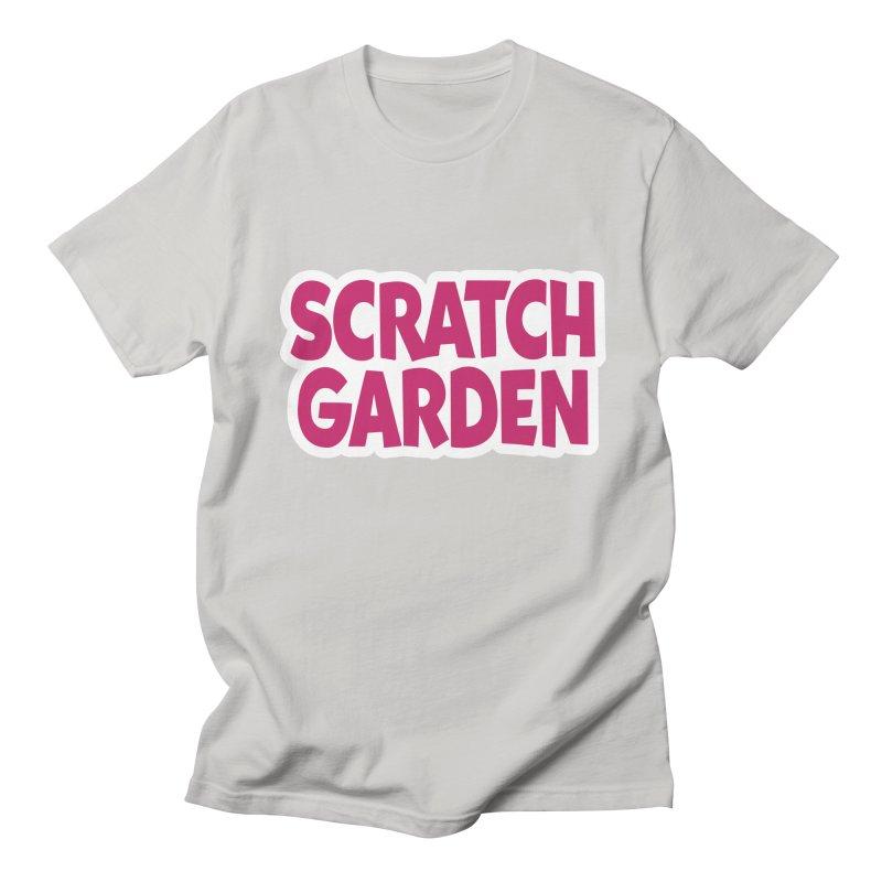 Scratch Garden Logo Women's Unisex T-Shirt by Scratch Garden!