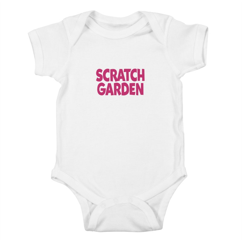 Scratch Garden Logo Kids Baby Bodysuit by Scratch Garden!