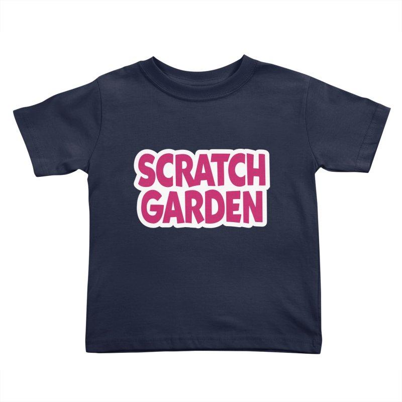 Scratch Garden Logo Kids Toddler T-Shirt by Scratch Garden!