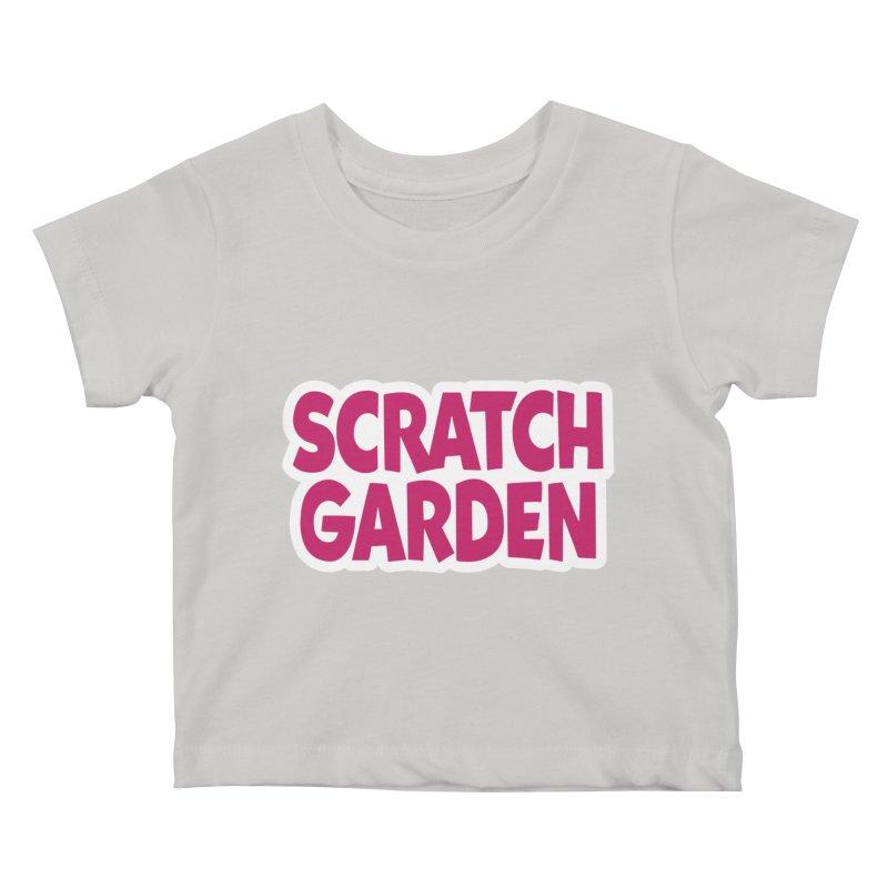 Scratch Garden Logo Kids Baby T-Shirt by Scratch Garden!