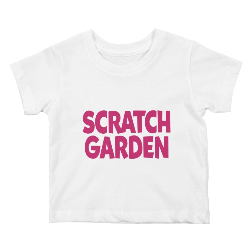 Scratch Garden Logo Kids Baby T-Shirt by Scratch Garden!