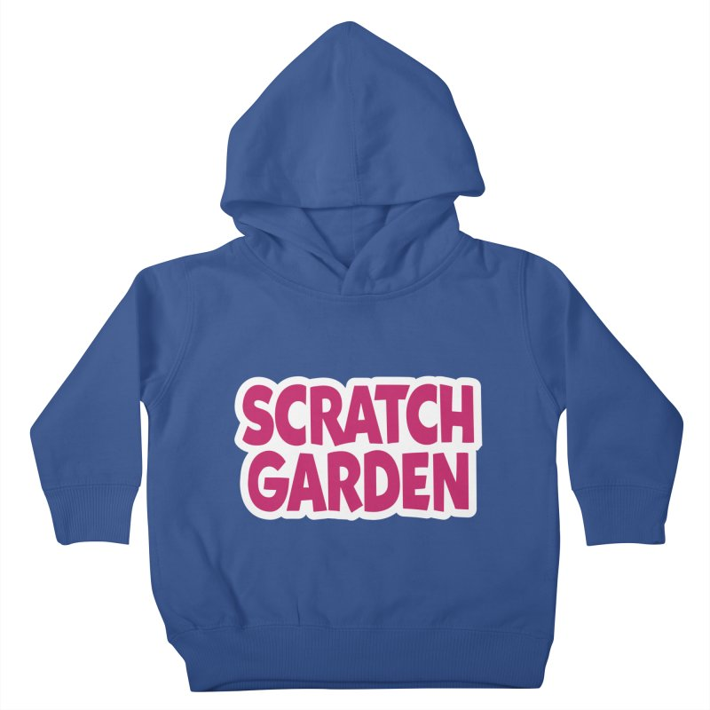 Scratch Garden Logo Kids Toddler Pullover Hoody by Scratch Garden!