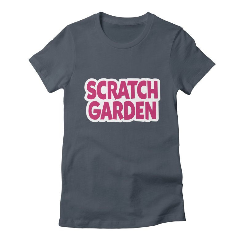 Scratch Garden Logo Women's T-Shirt by Scratch Garden!
