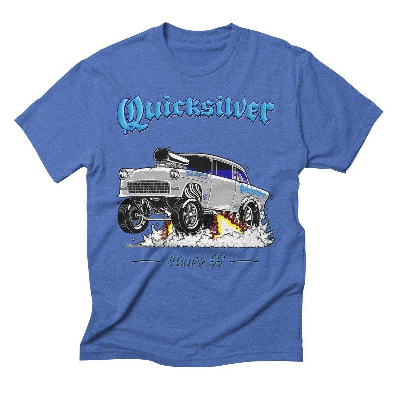 55 Gasser for Stan Men's T-Shirt by screamnjimmy's Artist Shop