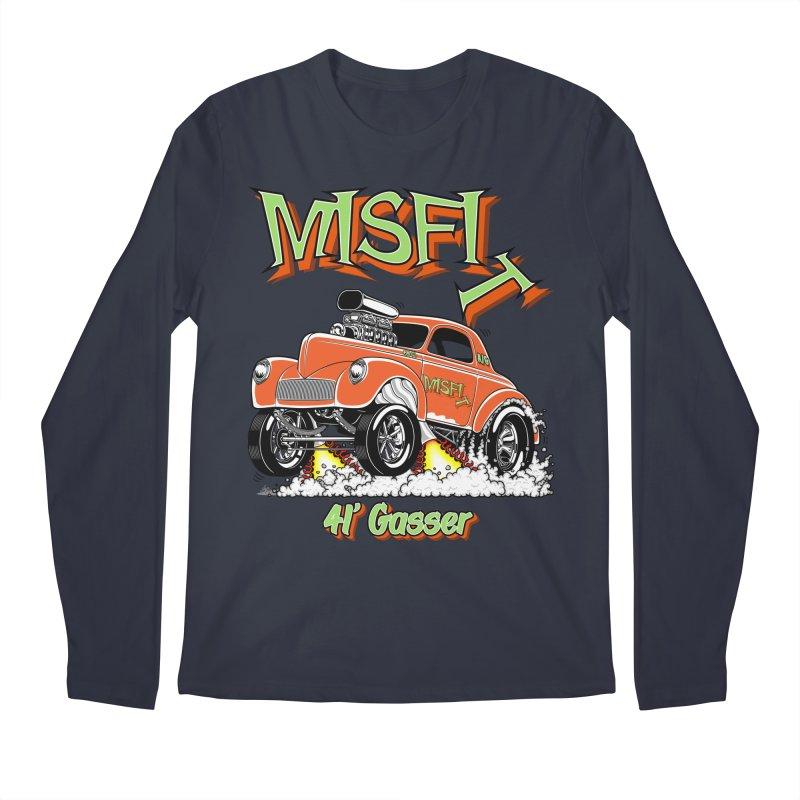 41 Gasser for Hal Men's Longsleeve T-Shirt by screamnjimmy's Artist Shop