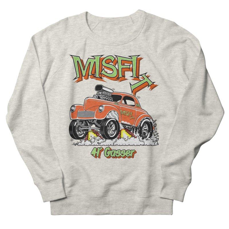 41 Gasser for Hal Men's Sweatshirt by screamnjimmy's Artist Shop