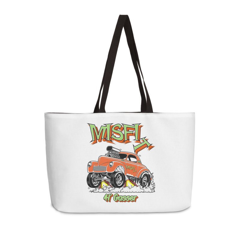 41 Gasser for Hal Accessories Bag by screamnjimmy's Artist Shop