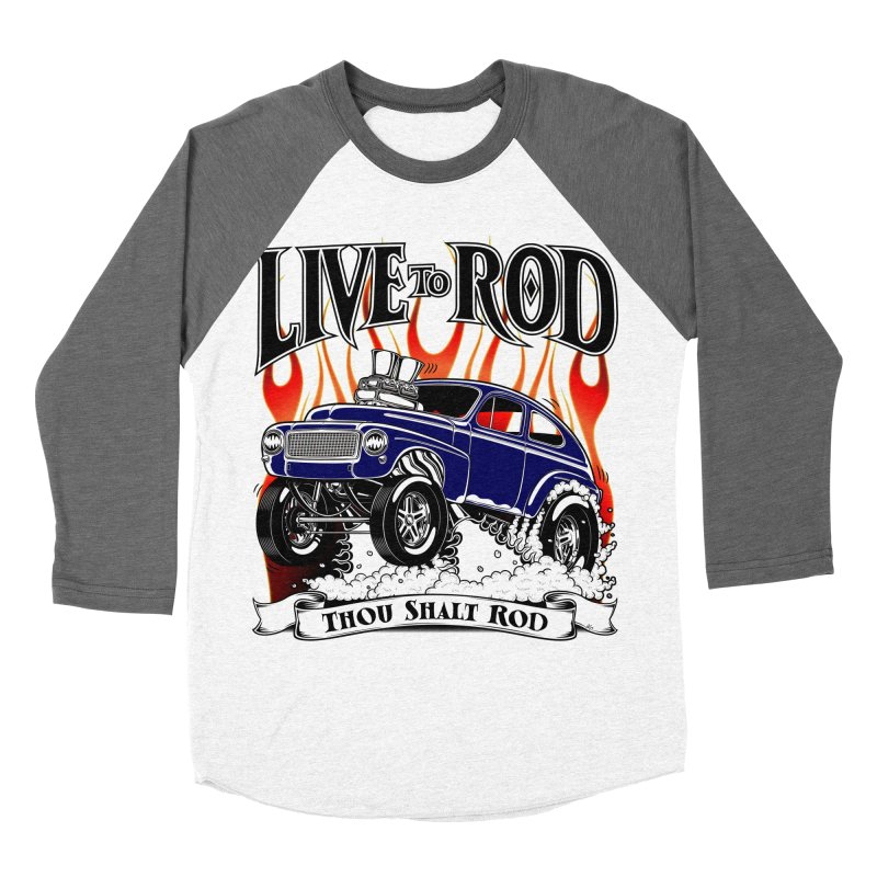 62 Volvo Gasser PV544 – clean blue   by screamnjimmy's Artist Shop