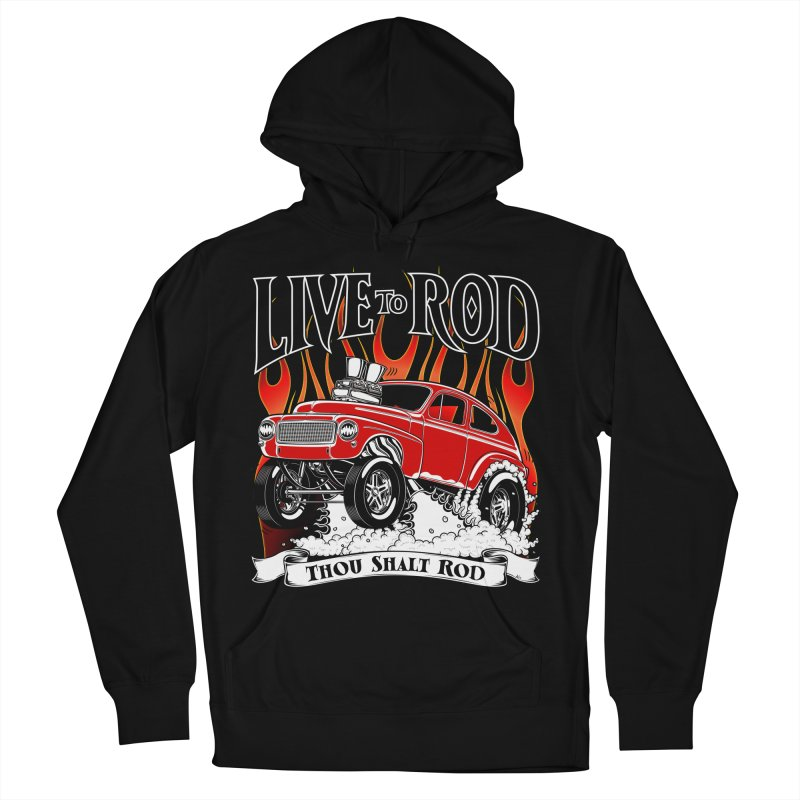 62 Volvo Gasser PV544 – clean red Men's Pullover Hoody by screamnjimmy's Artist Shop