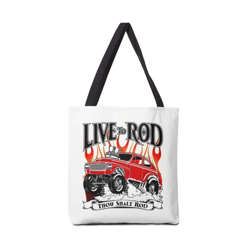 62 Volvo Gasser PV544 – clean red Accessories Bag by screamnjimmy's Artist Shop