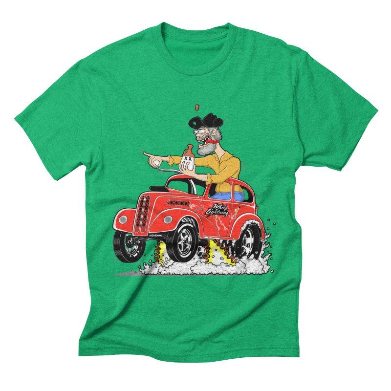 1948 Anglia for Dennis. Rev 1  Men's T-Shirt by screamnjimmy's Artist Shop