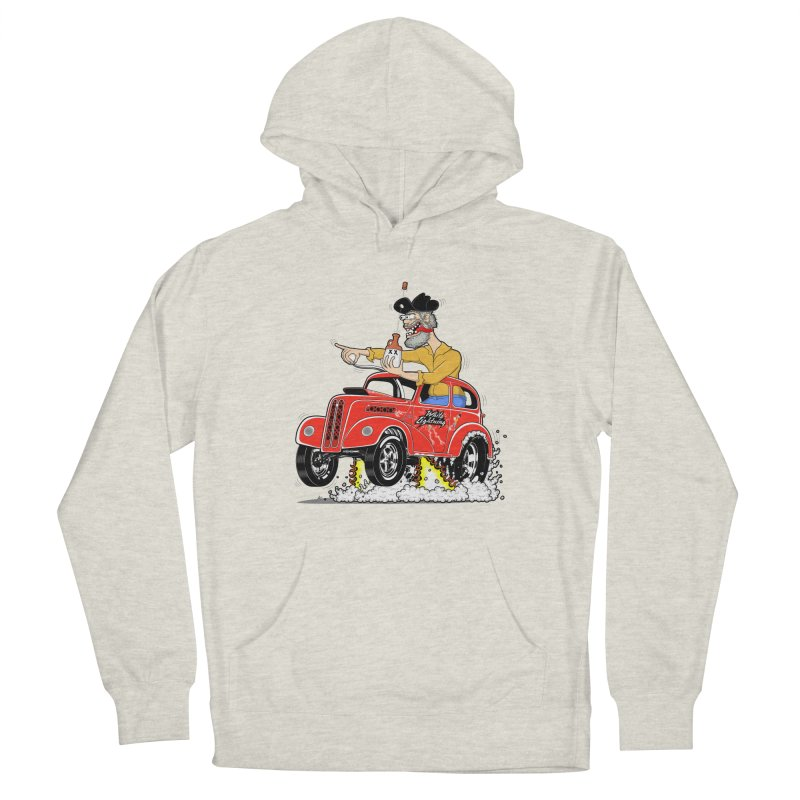 1948 Anglia for Dennis. Rev 1  Women's French Terry Pullover Hoody by screamnjimmy's Artist Shop