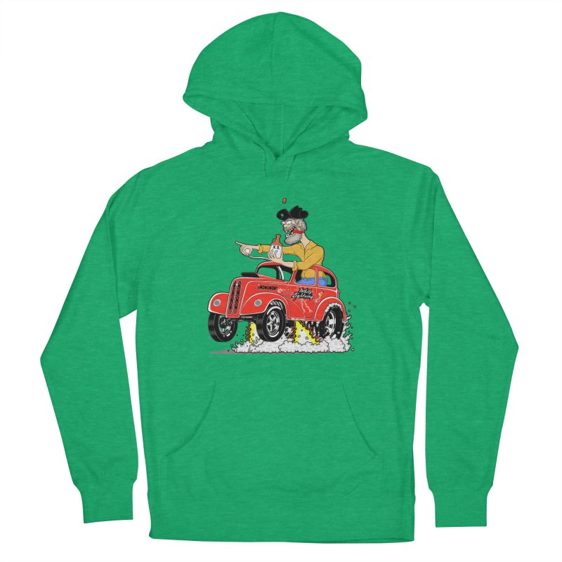 1948 Anglia for Dennis. Rev 1  Men's French Terry Pullover Hoody by screamnjimmy's Artist Shop