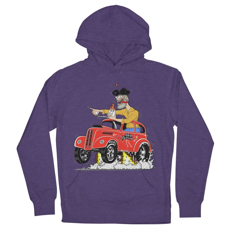 1948 Anglia for Dennis. Rev 1  Men's Pullover Hoody by screamnjimmy's Artist Shop