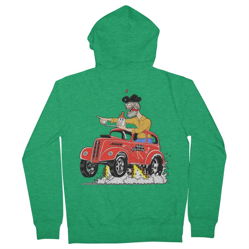 1948 Anglia for Dennis. Rev 1  Women's Zip-Up Hoody by screamnjimmy's Artist Shop