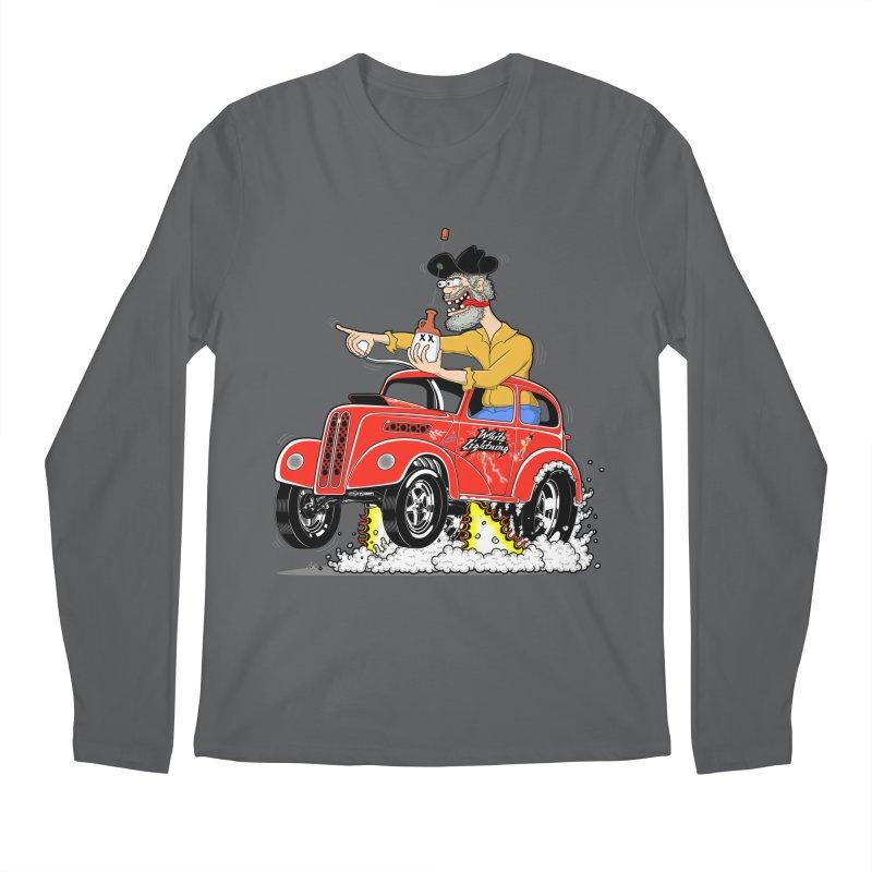 1948 Anglia for Dennis. Rev 1  Men's Longsleeve T-Shirt by screamnjimmy's Artist Shop
