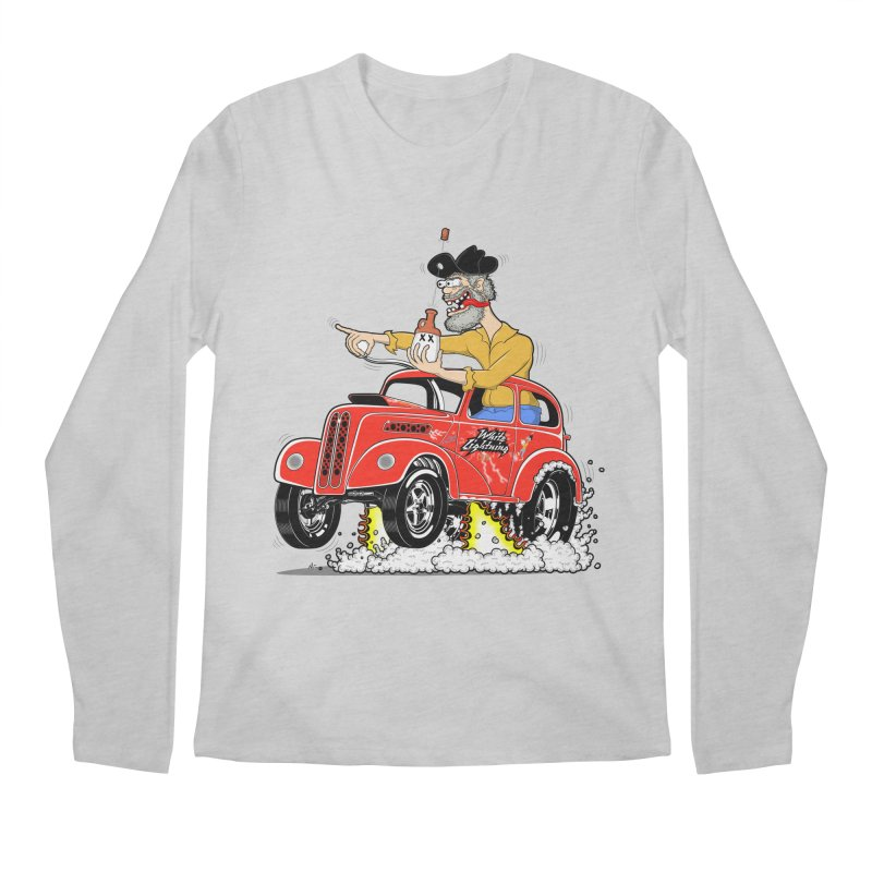 1948 Anglia for Dennis. Rev 1  Men's Regular Longsleeve T-Shirt by screamnjimmy's Artist Shop