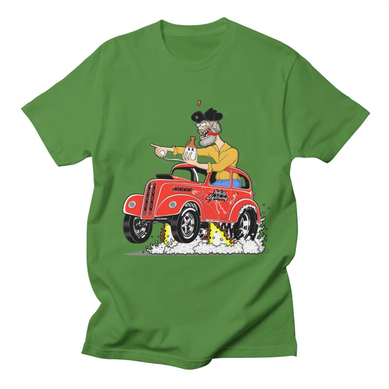 1948 Anglia for Dennis. Rev 1  Men's Regular T-Shirt by screamnjimmy's Artist Shop