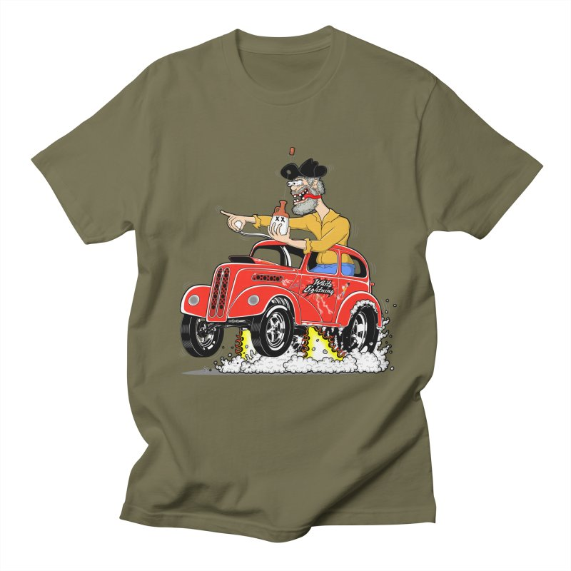 1948 Anglia for Dennis. Rev 1  Men's T-shirt by screamnjimmy's Artist Shop