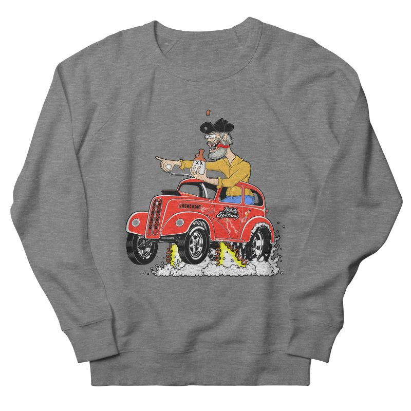 1948 Anglia for Dennis. Rev 1  Women's French Terry Sweatshirt by screamnjimmy's Artist Shop