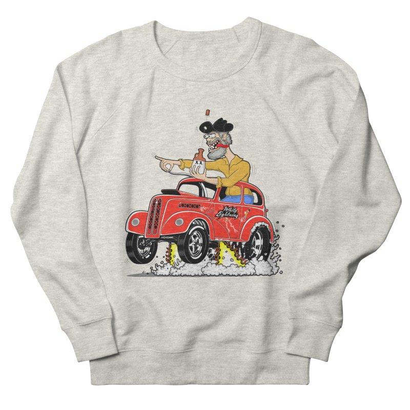 1948 Anglia for Dennis. Rev 1  Women's French Terry Sweatshirt by screamnjimmy's Artist Shop