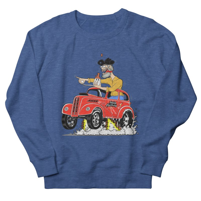 1948 Anglia for Dennis. Rev 1  Men's French Terry Sweatshirt by screamnjimmy's Artist Shop