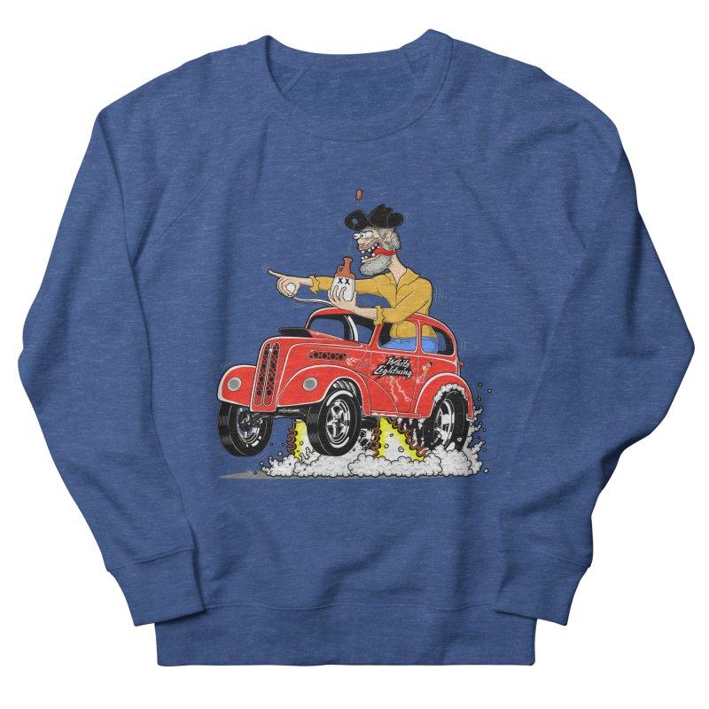 1948 Anglia for Dennis. Rev 1  Men's Sweatshirt by screamnjimmy's Artist Shop