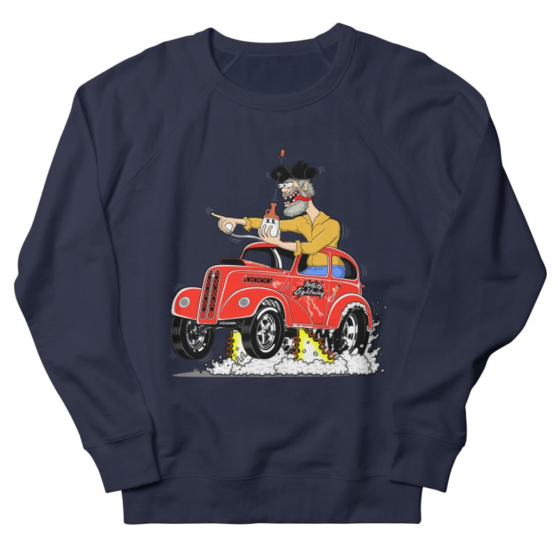 1948 Anglia for Dennis. Rev 1  Men's Sweatshirt by screamnjimmy's Artist Shop