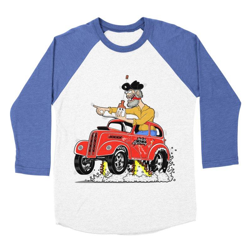 1948 Anglia for Dennis. Rev 1  Men's Baseball Triblend T-Shirt by screamnjimmy's Artist Shop
