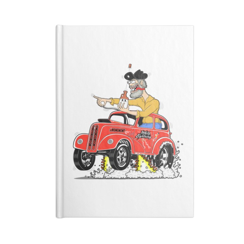 1948 Anglia for Dennis. Rev 1  Accessories Lined Journal Notebook by screamnjimmy's Artist Shop