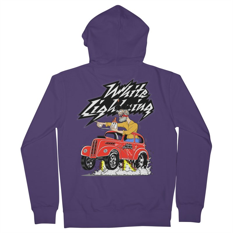 1948 Anglia #2 Women's French Terry Zip-Up Hoody by screamnjimmy's Artist Shop