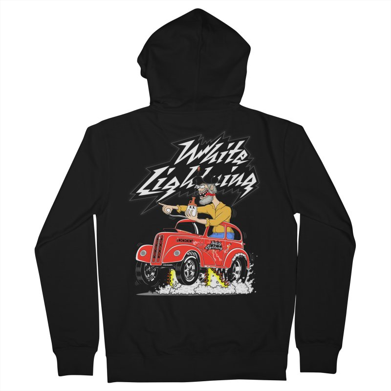 1948 Anglia #2 Men's French Terry Zip-Up Hoody by screamnjimmy's Artist Shop